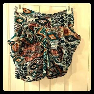 Shosho summer shorts